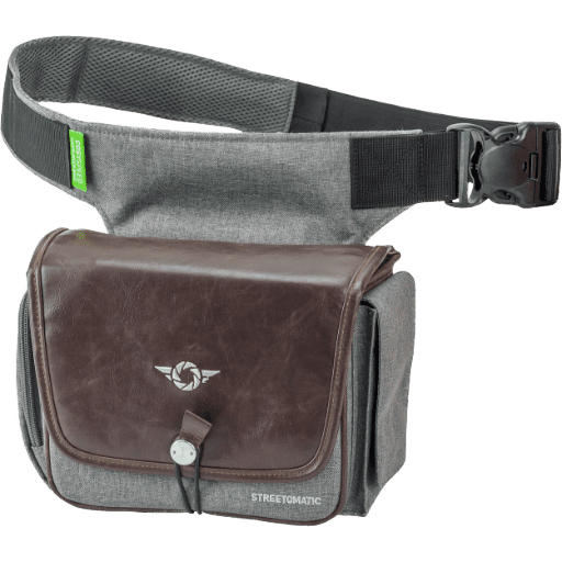 COSYSPEED Streetomatic+ Camera Bag