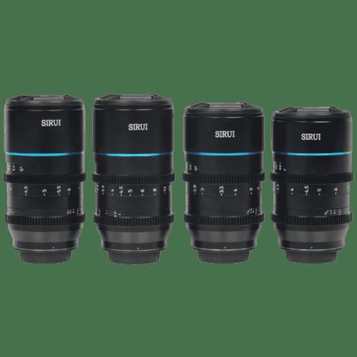 SIRUI Anamorphic Lenses
