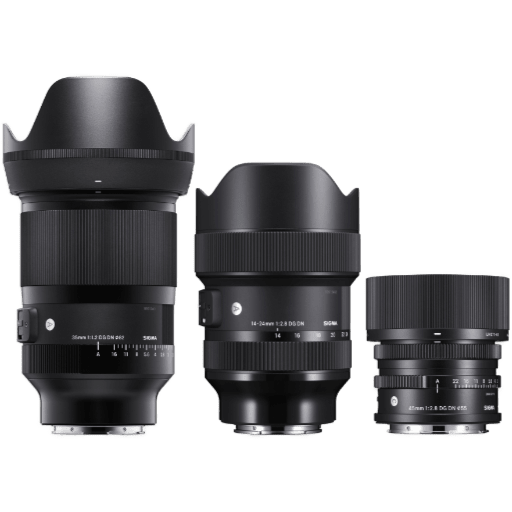 Sigma L-Mount Lenses
