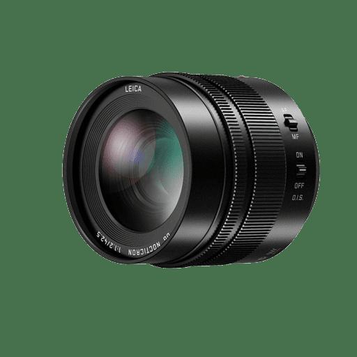 Panasonic Leica Nocticron 42.5mm f/1.2