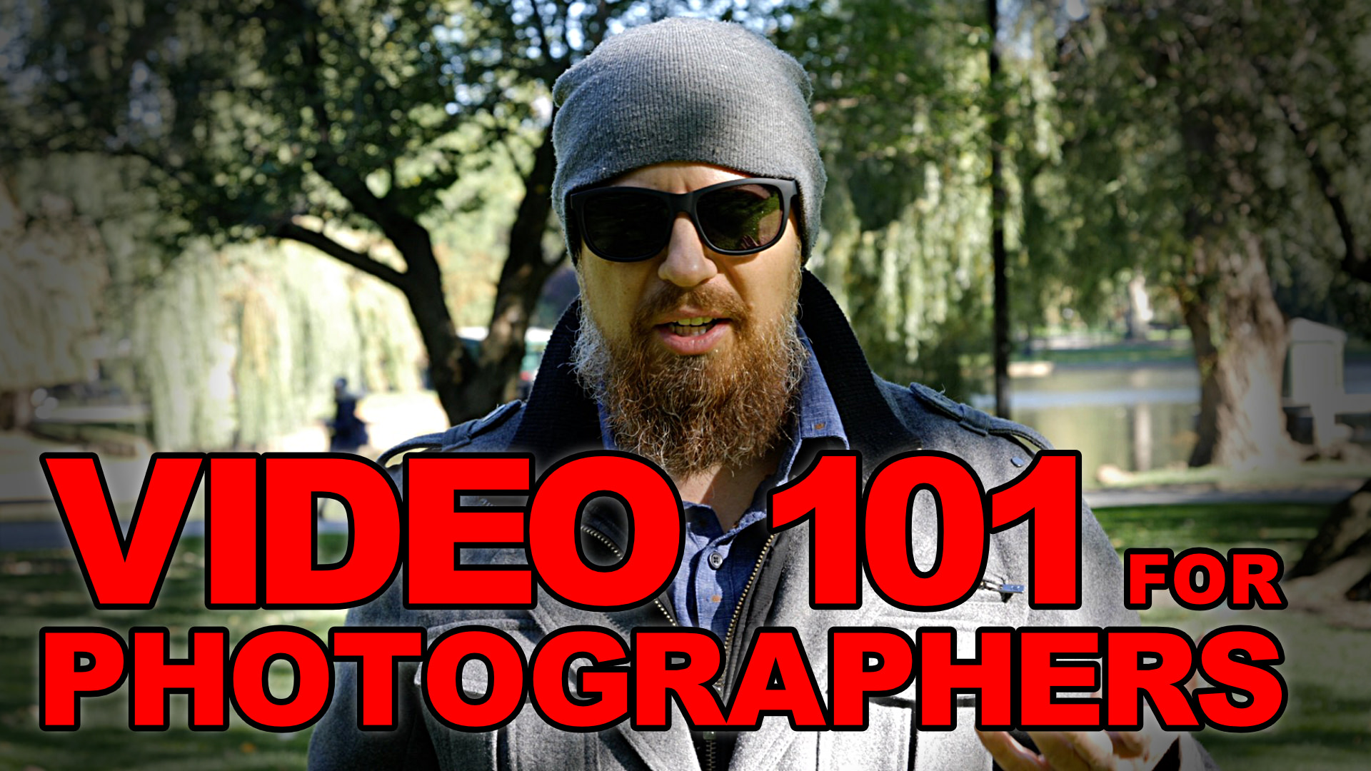 Getting Started with Video, for Photographers