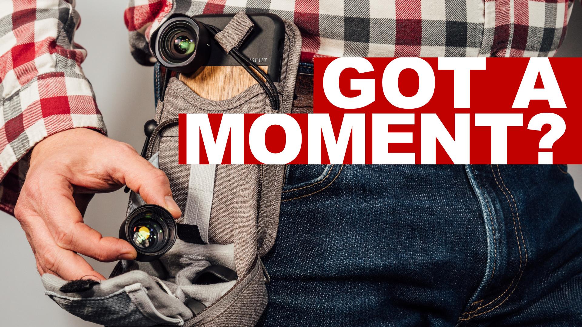 COSYSPEED PHONESLINGER Prime for Moment Lenses