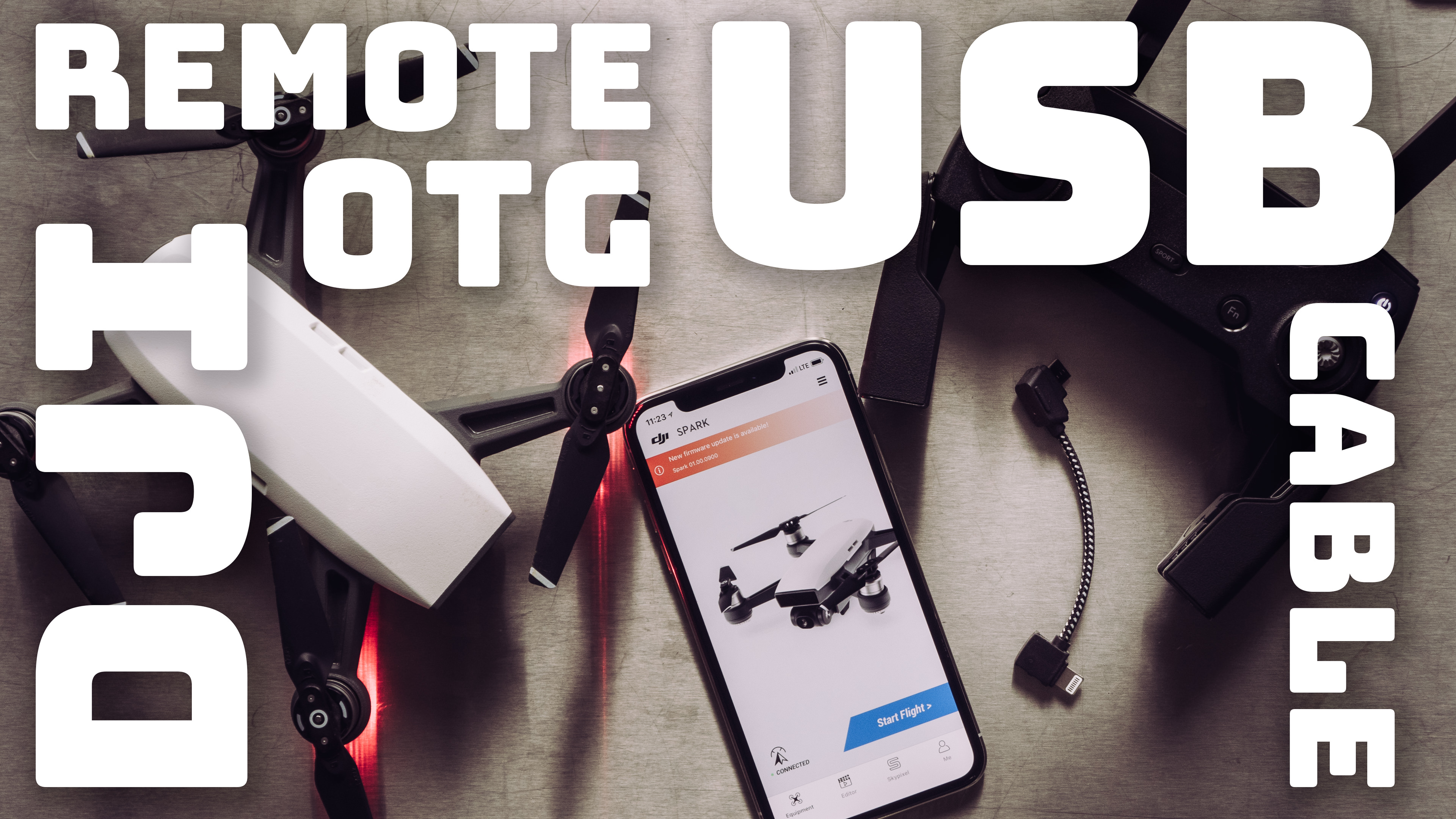 Dji Spark Remote Controller Otg Usb Cable Pinout Information Is Available Here