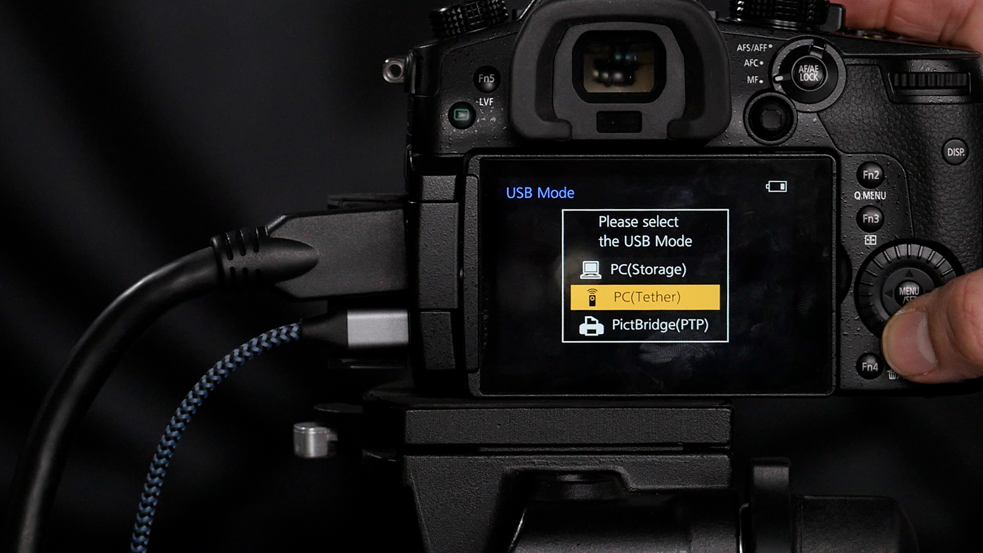 Tethering lumix gh5 g9 and gh5s with adobe lightroom classic - Lumix classic ...