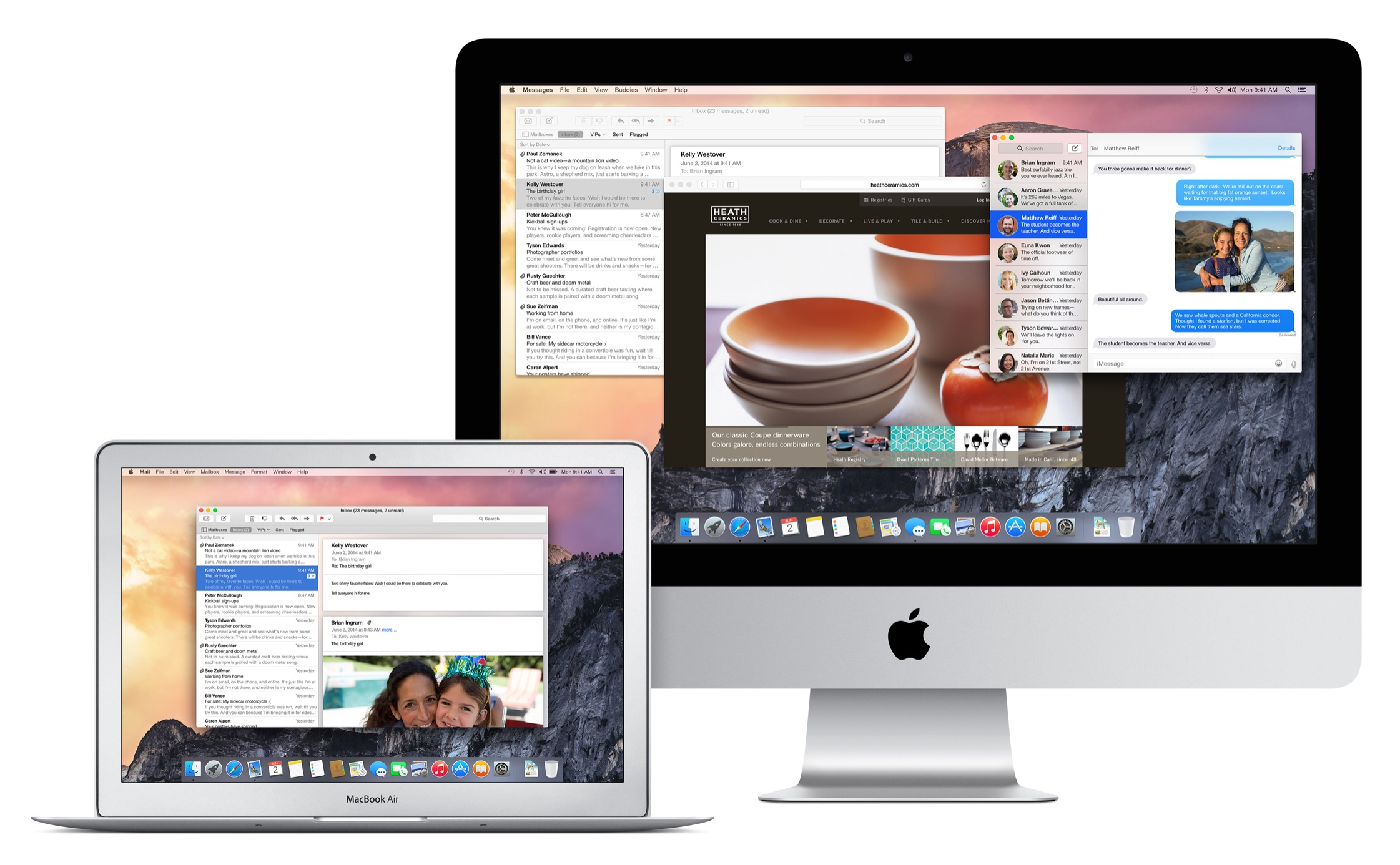 OS X 10.10.3 beta and Photos.app for OS X beta is now free to download