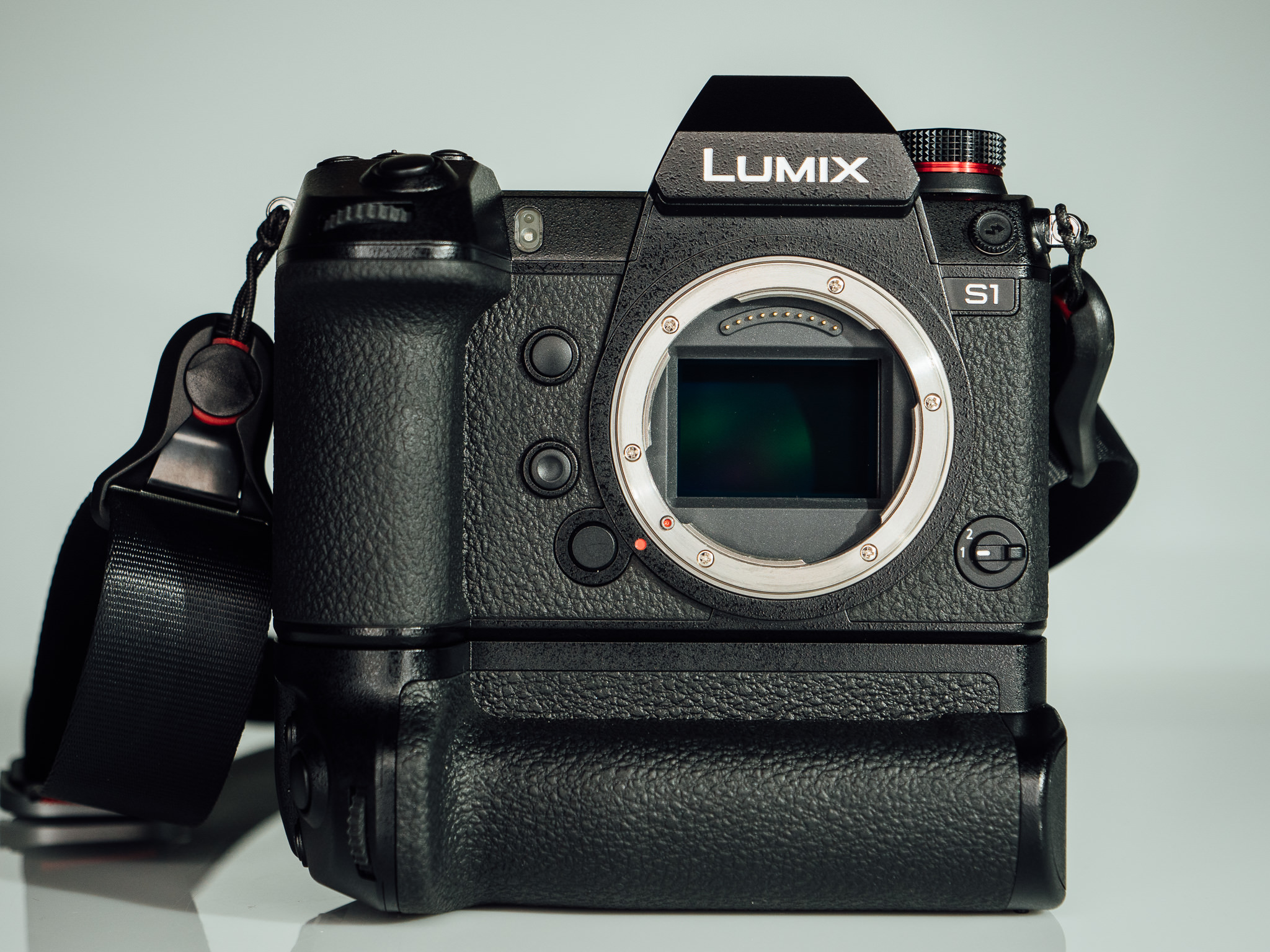 Panasonic BGS1 battery grip for the LUMIX S1 and S1R