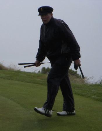 golftragic