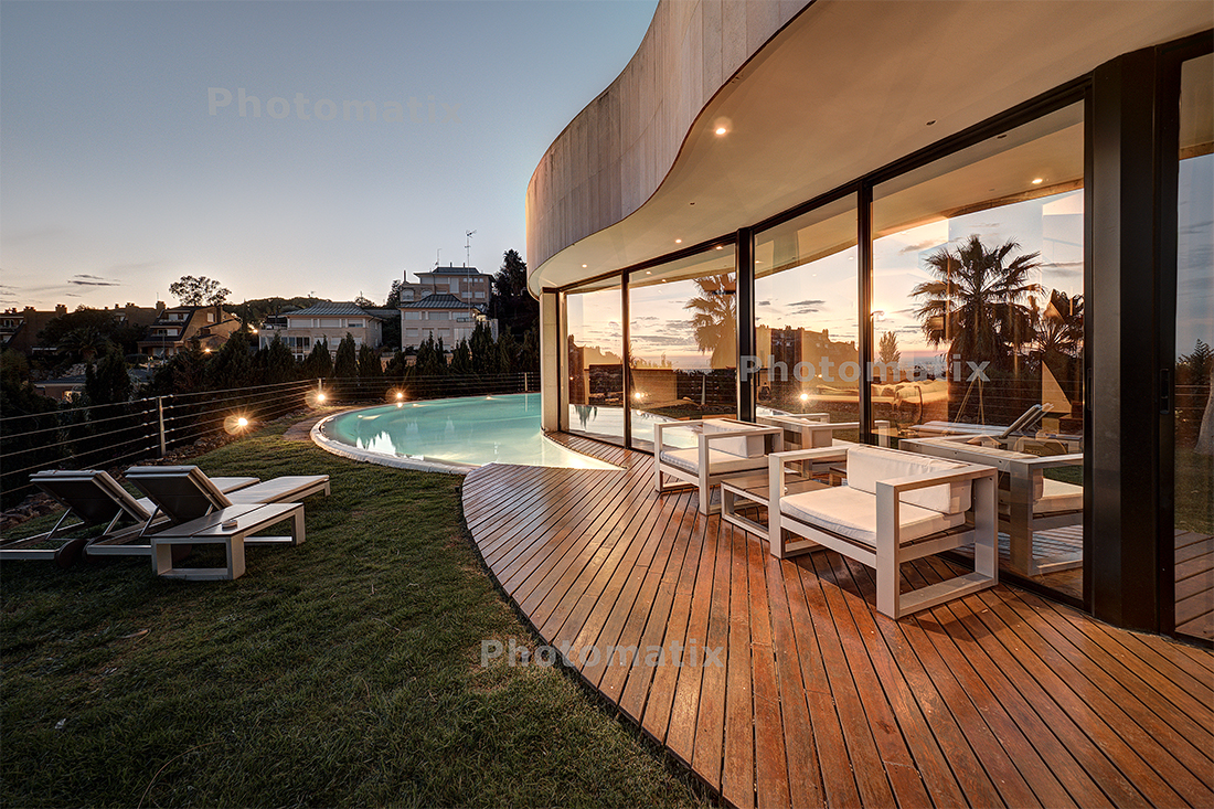 Posh house in Esplugues Barcelona, Lee Harris Photography